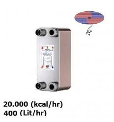 مبدل-حرارتی-صفحه-ای-هپاکو-مدل-hp-40