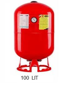 منبع تحت فشار 100 لیتری تفسان