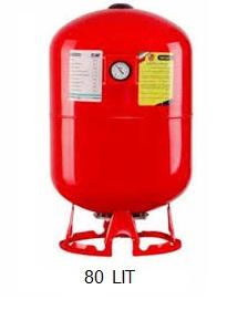منبع تحت فشار تفسان 80 لیتری