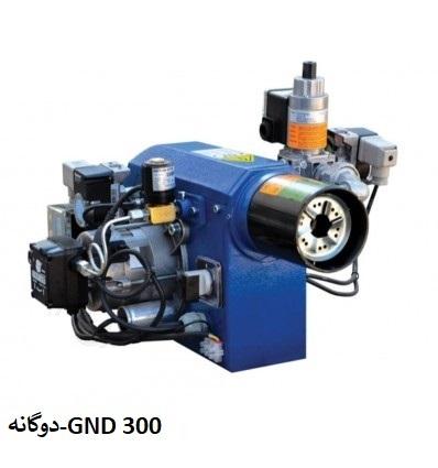 مشعل دوگانه سوز گرم ایران مدل GND-300