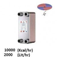 مبدل-حرارتی-صفحه-ای-هپاکو-مدل-hp-200